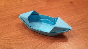How To Make Boat From Paper - how to make a paper boat that floats origami