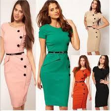sale 2017 new fashion ol women ladies office dress clothes
