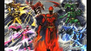 power rangers mystic force wattpad