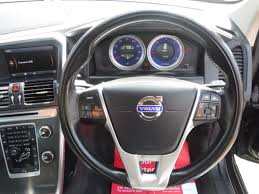volvo steering wheel used volvo xc60 d5 r design awd big spec r design this is real