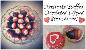 Chocolate Covered Strawberries Tutorial Tutorial Cheesecake Stuffed Chocolate Dipped Strawberries Youtube