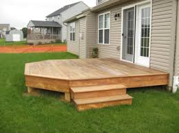 small deck landscaping ideas pinterest decking and patios
