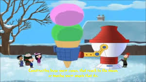 phineas and ferb winter episodes opening theme lyrics