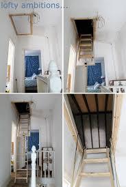 stairway to heaven my loft storage room