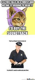 Hipster Kitty Meme - rmx hipster cat by repost police meme center