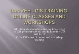 gis class online online courses on line