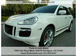 porsche cayenne gts 2009 for sale 2009 porsche cayenne awd gts tiptronic 4dr suv in nuys ca