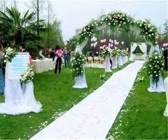 white aisle runner wedding favors white non woven fabric carpet aisle runner for