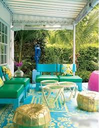 Turquoise Outdoor Rug Green And Blue Striped Outdoor Rug Design Ideas