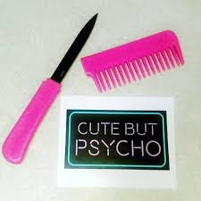 Aesthetic Knives Pink Comb Knife U2013 Alien Outfitters