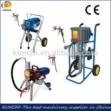 Wholesale Spray Paint Suppliers - manufacture portable spray paint machine with wholesale price and