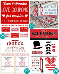 free printables for valentine u0027s day