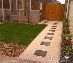 Garden Edging Idea Concrete Garden Edging Various Landscape Ideas Easy Tips On