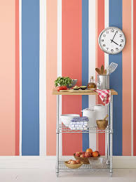 5 ways to paint stripes on walls paint stripes hgtv and decorating