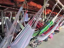 Brazillian Hammocks Amazon Cruise Mar 8 13 Skittledip Around The World
