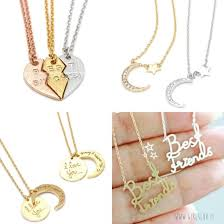 love star necklace images Jewels jewelry bestfriend necklace best friends necklace jpg