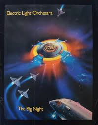 electric light orchestra ticket to the moon electric light orchestra the big night tour programme usa 1978