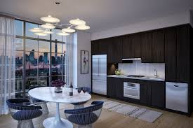 kitchen long island long island city u0027s amenity packed arc will rent from 1 800 month