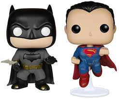 funko pop batman superman figures checklist list exclusives