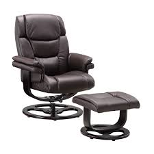Reclining Leather Armchair Monaco Recliner Leather Armchair And Footstool U2013 Next Day Delivery