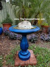 Bird Bath Decorating Ideas Decorating Lovable Garden Decorating Ideas With Natural Stone