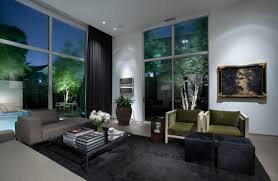 WindowtintinglasvegasLivingRoomModernwithcontemporaryDark - Contemporary living room furniture las vegas