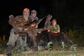 Maine Wmd Map Maine Moose Hunting 2013 Season Lottery Disabled Veteran U0027s Hunt
