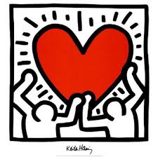 sawyer art room keith haring figurative art