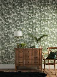 Papier Peint Little Green The 2017 Wallpaper Trends That Will Continue Into 2018 Green