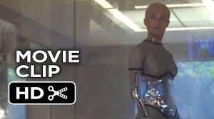 ex machina ava actress ex machina movie clip meet ava 2015 alicia vikander