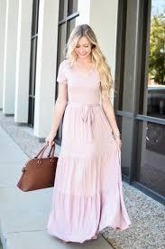 mauve maxi dress my sister u0027s closet boutique