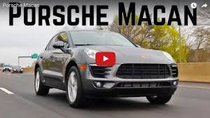 porsche macan base review of the 2017 porsche macan base model flatsixes