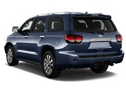 toyota corporation usa new sequoia for sale