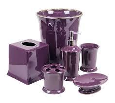 Purple And Cream Bathroom Best 25 Dark Purple Bathroom Ideas On Pinterest Purple