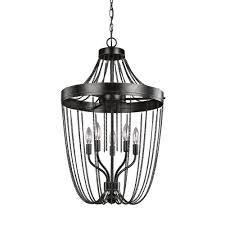 cage pendant lights hanging lights home depot