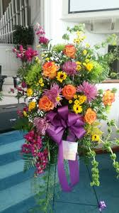 funeral spray mixed floral funeral spray in early tx k leshae s florist