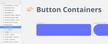 a better way to make buttons in sketch u2013 ux power tools u2013 medium