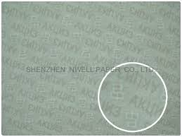 writing printing paper security paper china manufacturer printing and writing paper security paper 1