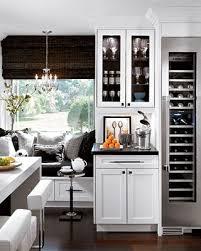 Kitchen Cabinet Refrigerator Best 25 Beverage Center Ideas On Pinterest Small Hair Salon