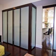 Retractable Room Divider Sliding Hanging Room Dividers Foter