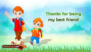 thanks for being my best friend thanksimages