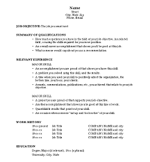 fresh graduate resume sle 28 images business administration