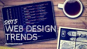 2015 small business web design trends kilothought media