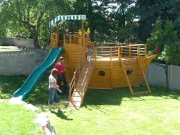 backyard playset plans outdoor playset plans canada backyard