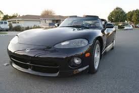 dodge viper rt10 could this 1995 dodge viper rt 10 be worth 25 000