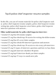 Chief Of Police Resume Examples by Chief Of Police Resume Samples Police Resume Sample Police Sample