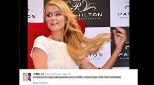 What Happened To Paris Hilton - when twitter thought prayforparis was for paris hilton the
