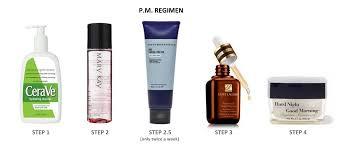 jenn u0027s skincare regimen beautypendence