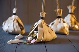 halloween deko selber machen diy halloween party deko paper bag