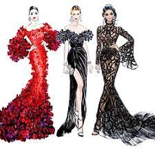 exciting fashion illustrations top fashion artists u0026 illustrators